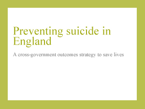 SuicidePreventionStrategy