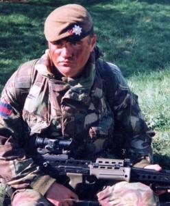 Army Veteran John McClay