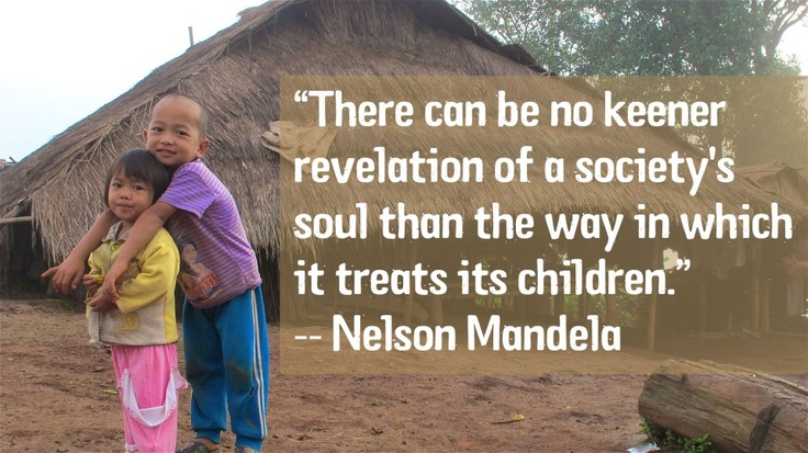 Children-Mandela