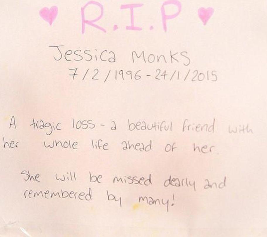 JessicaMonksTribute